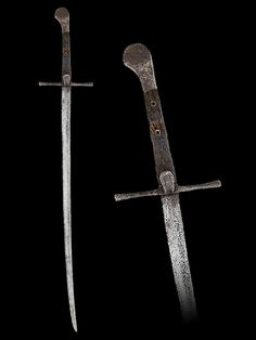 """elsegno: """" hunlarpfag: """" a bunch of Großmesser, Kriegsmesser, Langes Messer, etc. posted by myarmoury. You can find more photos at their..."""