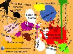 ProfeDeELE.es Good blog for Spanish teachers