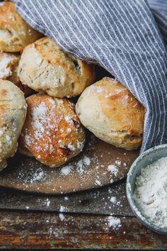 A Food, Food And Drink, Pescatarian Recipes, Beautiful Buns, Keto Snacks, Bread Baking, No Bake Cake, Soul Food, Breakfast Recipes