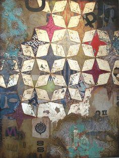 traces - impression de mosaïques