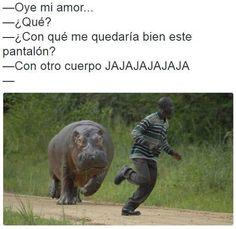 ★★★★★ Memes en español graciosos: ¿Con qué me quedaría bien este pantalón? I➨…