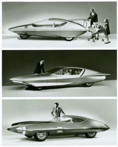 1964-65 Futurama GM Concepts
