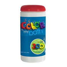 Color My Bath Changing Water Color Kids Safe Bathhub Fun Fizzy Tablets Bathroom Kids, Kids Bath, Thing 1, Best Bath, Top Toys, Tablets, Bath Toys, Free Design, Red And Blue