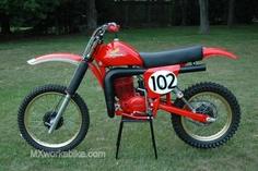 1977 Honda RC500A1E - AMA 500cc National Championship