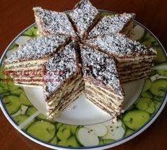 Tort Carpati facut in casa
