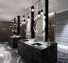 Aseos sofisticados  #baños #bathroom