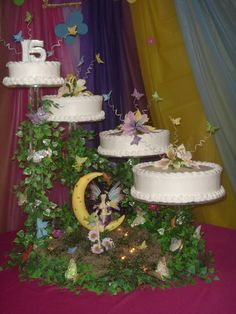 pasteles de quince anos de 300 rebanadas - Reposteria ...