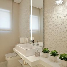 """38 curtidas, 2 comentários - InstaBlog : Meu Futuro Apê  (@meufuturoape) no Instagram: """"Meu Futuro Apê ❤️ Inspiração de banheiro  #chic #clean #banheiro #lousa #meuape #minhacasa #ape…"""""""