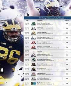 Michigan Football Live Stream  more  ::  http://michiganfootballlivestream.com/