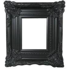 ornate black picture frames gloss black ornate frames google search 34 best images in 2018 frames picture frame