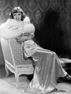 Publicity portrait of Margaret Sullavan for 'Moon's Our Home' - 1936