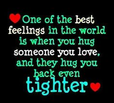 54 Best Hugs and Kisses images | Love quotes, Hug, Hug quotes