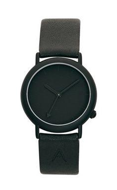 Montre Akteo All Black