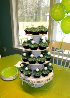 Golf Birthday Party Ideas: Food, Games, Crafts and FUN! Super easy and cheap   The Journey of Parenthood