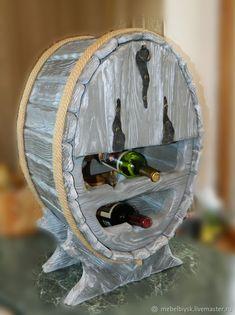 Wooden Wine Holder, Bar, Wine Rack, Bottle, Outdoor Decor, Home Decor, Riddling Rack, Wine, Prefab Homes