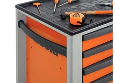 Beta Tools C24S Series 8 Drawer Mobile Roller Cabinet Tool Box