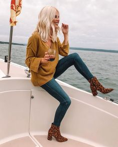 lovely casual fall outfit ideas to copy right now 25 ~ thereds.me lovely casual fall outfit ideas to copy right now 25 ~ thereds.me de Outono Casual Winter Outfits, Cute Spring Outfits, Fall Transition Outfits, Autumn Outfits, Women's Casual, Spring Look, Looks Style, My Style, Cooler Look