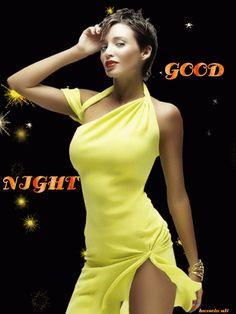 Good Night Animation