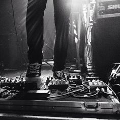 The raw vibration of live music, captured by oggsie on Instagram http://www.brby.co/7w #THISISBRIT