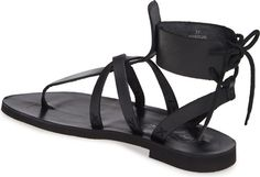 Vacation Day Sandal | Nordstrom Vacation Days, T Strap, Free People, Nordstrom, Sandals, Leather, Fashion, Leather Sandals, Moda