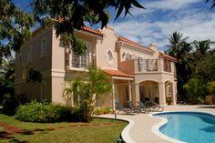 SUNDOWN VILLA, Mullins, St. Peter, Barbados | Sleeps up to 10. Rental rates from US$700 per night ≈ #villa #holiday #vacation #barbados