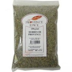 The perfect mix of Provence herbs in a 3.53 plastic bag. Only $7.60 frenchfood food recipes cooking