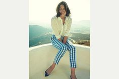 Checks are the prints to check out for summer fashion | Western Daily Press