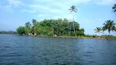 Fisher man Cottages on Back Waters Kumbalangi, Cochin, Kerala
