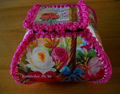 Weblog Wolatelier Dian: Bespaartip 13 - Oude Kerstkaarten recyclen (deel 2)