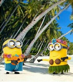 Minions who doesn't love them?