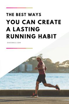 SHEEBES.COM | Are you wondering how you can create and stick to a running habit? You'll find surefire strategies you can use to create a lasting running habit.  #sheebes #runninghabit #runningmotivation #runningtips Running Routine, Running Plan, Running On Treadmill, Road Running, Running Tips, Triathlon Motivation, Marathon Motivation, Running Motivation, Half Marathon Tips