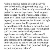 THIS...so perfectly said