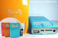 POWERBANK 10000mAh 6in1 For Powerbank, MP3, RadioFM, EmergencyLamp 11LED, CardReader Only Rp. 229.000 - www.evoucher.co.id #Promo #Diskon #Jual  Klik > http://evoucher.co.id/deal/Powerbank-10000mAh  Musim hujan,lampu rumah hidup-mati melulu? Powerbank dengan EmergencyLamp dgn 11 LED super terang, menerangi rumah anda hingga pagi. Juga cocok untuk aktivitas luar seperti camping dan picnic bersama keluargamu..  Pengiriman akan dilakukan mulai tanggal 2014-03-31