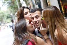 Dime cómo besas y te diré quién y de dónde eres - Contrastes culturales