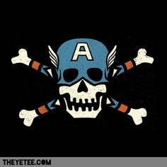 Captain Jolly Rogers