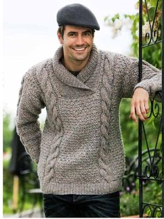 110970 06 pt 106 voksen 1 s is part of Mens shawl collar sweater Issuu is a digital publishing platform that makes it simple to publish magazines, catalogs, newspapers, books, and more online Easil - Mens Shawl Collar Sweater, Gents Sweater, Mens Knit Sweater, Hand Knitted Sweaters, Knitted Shawls, Jumper Knitting Pattern, Sweater Knitting Patterns, Baby Knitting, Handgestrickte Pullover