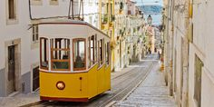 Travel from Madrid to Marrakech on a sangria, sun and spice infused tour across Spain, Portugal and Morocco. Also visit Lisbon, Jerez, Fes and the Algarve. Lisbon Tours, Lisbon Tram, Lisbon City, Lisbon Nightlife, Lisbon Food, Algarve, Portugal Porto, Portugal Travel, Cool Places To Visit