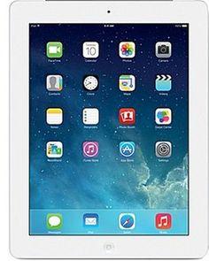 Apple iPad with Retina display with WiFi + Cellular (Verizon Wireless) 32GB, White