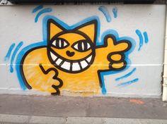 Mr Chat est un artiste qui pratique le streetart sur les murs de France, son concept est de dessiner un chat jaune souriant sur les murs. Il y a quelques mois, Mr Chat a dessiné sur un espace Gare du Nord qui avait vocation à être recouvert par la...