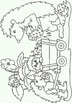 coloring page Hedgehogs on Kids-n-Fun. Coloring pages of Hedgehogs on Kids-n-Fun. More than coloring pages. At Kids-n-Fun you will always find the nicest coloring pages first! Spring Coloring Pages, Cute Coloring Pages, Animal Coloring Pages, Free Printable Coloring Pages, Adult Coloring Pages, Free Coloring, Coloring Books, Hedgehog Colors, Hedgehog Craft