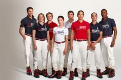 461fc0507c5 Ralph Lauren is an official outfitter of the 2014 U. Olympic and Paralympic  Teams. Ralph Lauren designs use red