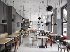 Cafe. Bistro. Bakery Zahorsky,© Filip Slapal