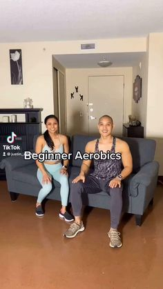 Beginner Couch Cardio Home Workout