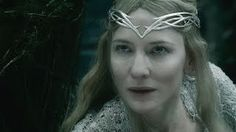 """The Hobbit: The Battle of the Five Armies - """"I'm Not Alone"""" Clip - IGN Video. She is a total badass! Tauriel, Legolas, Tolkien, Elven Woman, Luthien, O Hobbit, The Five, Movie Lines, Gandalf"""