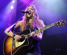 Current GRAMMY nominee Colbie Caillat delivers a bubbly set at Star 94-FM's Jingle Jam on Dec. 17 in Duluth, Ga.