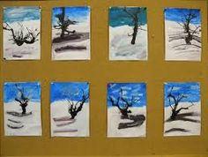 Výsledek obrázku pro výtvarka zima