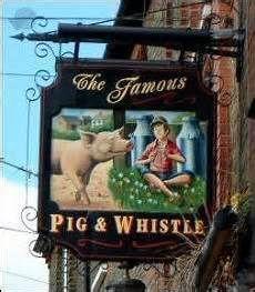 british pub signs