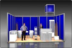 Mobiler Messestand modular ab 4.000 Euro
