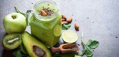 Le smoothie épinards kiwis aide-t-il à mincir ? - Le blog Anaca3.com Kiwi, Calories, Pear, Fruit, Food, Get Skinny, Healthy Recipes, Loosing Weight, Essen