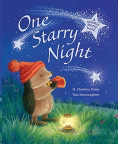 One Starry Night: A Sparkly Starry Book by M. Butler http://a.co/8tlGB1u